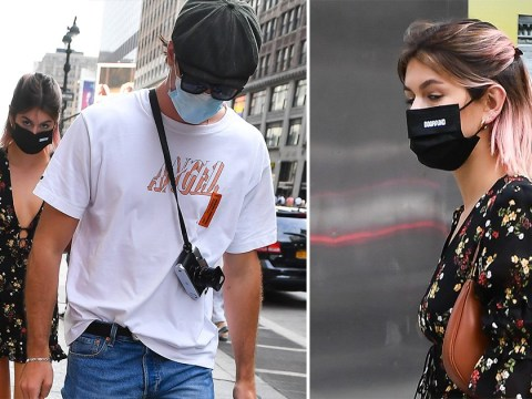 Euphoria's Jacob Elordi and rumoured girlfriend Kaia Gerber are inseparable in NYC stroll