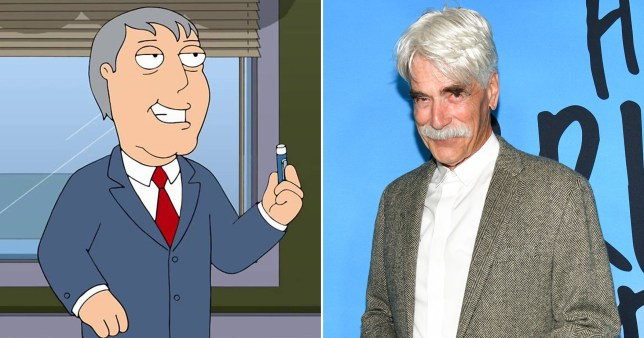 Family Guy cast announcement