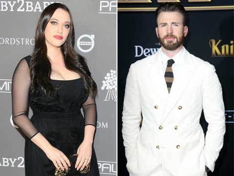 Kat Dennings calls out double standards over Chris Evans' reported photo leak after celebs show support