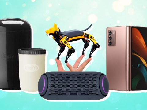 The best new tech releases – from hair-styling accessories to robot dogs