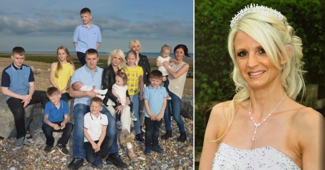 Extraordinary Pregnancies star Mandy Gardner