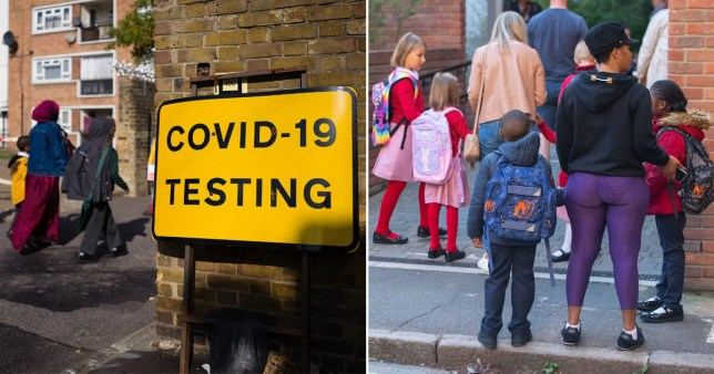 Parents are being blamed for the lack of tests available.