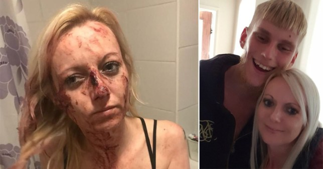 Katrina Pidden suffered years of abuse