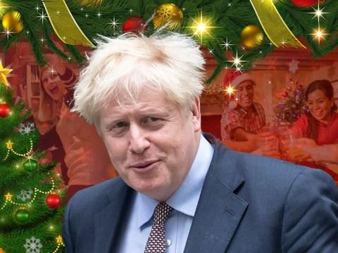 Boris Johnson 'considering lifting rule of six for Christmas Day'