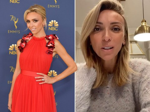 Emmys 2020: Giuliana Rancic urges fans to 'follow safety guidelines' as she misses awards due to coronavirus diagnosis