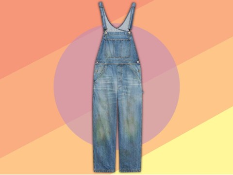 Gucci is selling grass-stained 'eco-washed' dungarees for £1,000