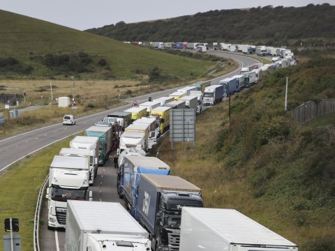 'Internal border' in Kent will see lorries without permits blocked from entering