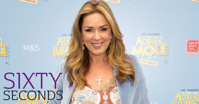 Sixty Seconds Claire Sweeney