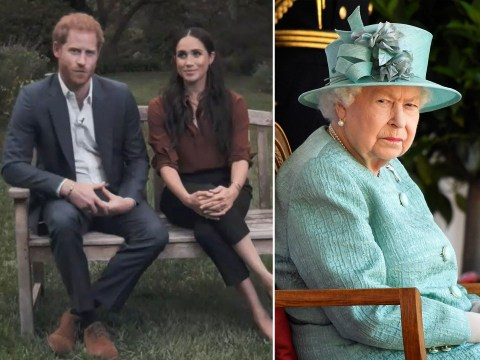 Buckingham Palace distances itself from Harry and Meghan after US election video