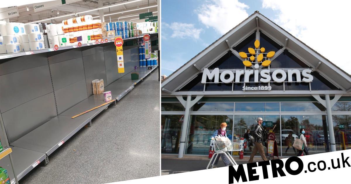 Coronavirus UK: Morrisons rations items amid fears of 'second wave' - Metro.co.uk