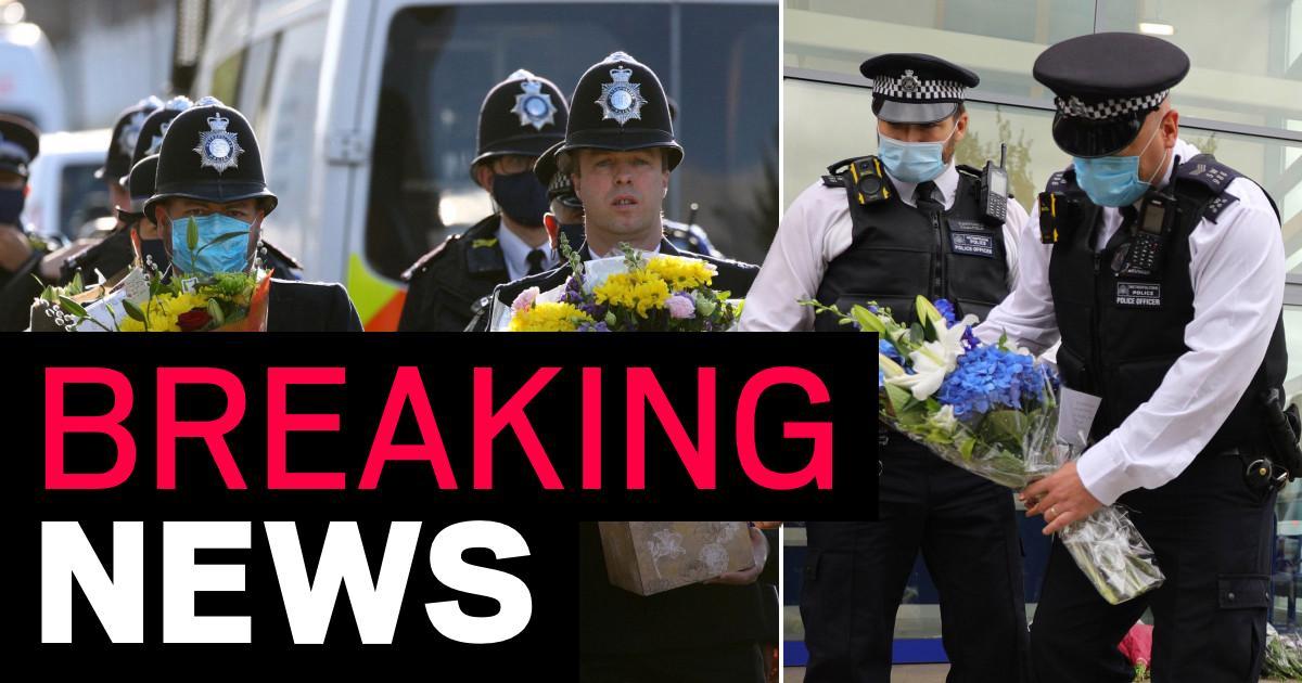 'Talented' police officer shot dead in station named as Sgt Matt Ratana, 54 - metro