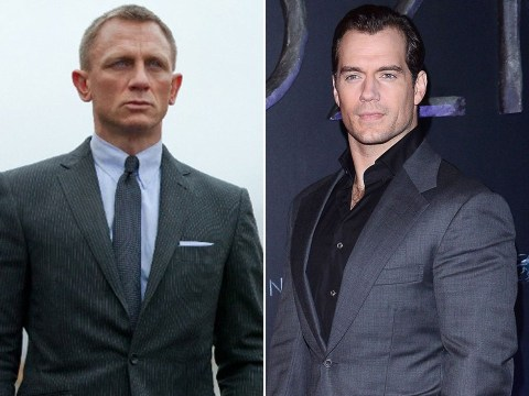 Henry Cavill eyeing up James Bond role and reveals he'd 'love' to take over 007 from Daniel Craig