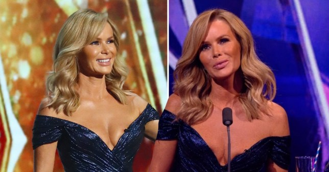 Amanda Holden\'s BGT dress sparked 235 ofcom complaints because people don\'t have lives