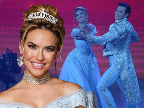 Selling Sunset's Chrishell Stause has a 'fairytale moment' on DWTS as she lands her best score yet