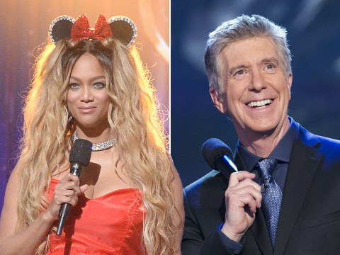 DWTS fans 'missing' former host Tom Bergeron as Tyra Banks takes on Disney Week