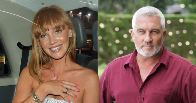 Summer Monteys-Fullam claims Paul Hollywood has sent her '25-30' legal letters following split