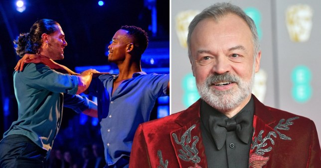 Graham Norton and Strictly same-sex pairing