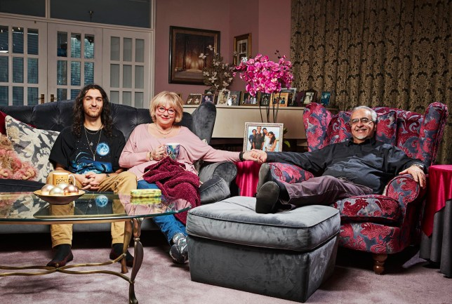 Gogglebox: The Michael family Copyright: Channel 4