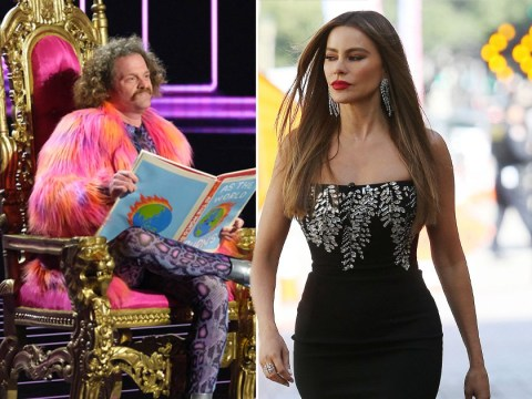 America's Got Talent: Sofia Vergara 'buzzes' insult comic's 'horrific' stand-up routine