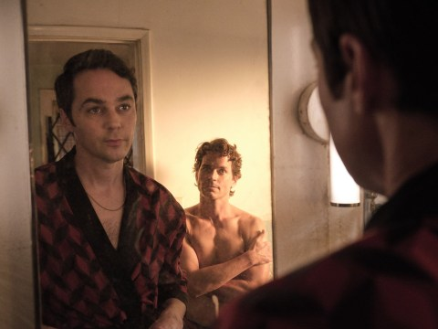 Jim Parsons stirs up trouble in first trailer for Ryan Murphy's Boys In The Band on Netflix