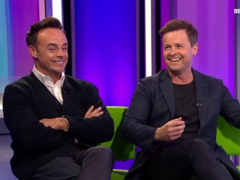 Ant and Dec considered going solo following Ant's break from showbiz after drink-driving arrest