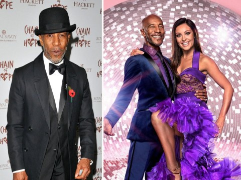 Danny John-Jules claims truth of Strictly Come Dancing fallout with Amy Dowden was hidden from cameras