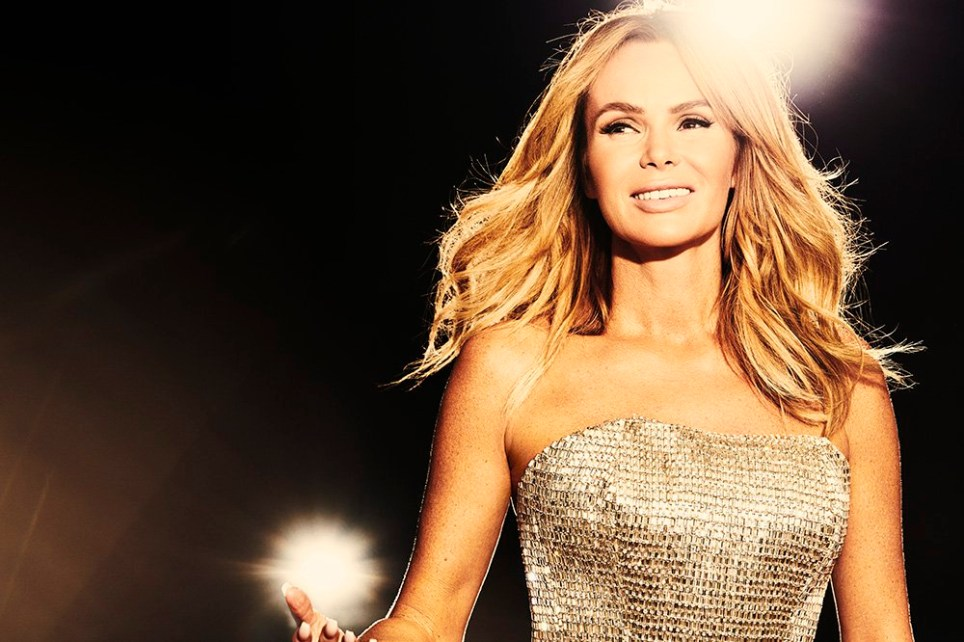 Amanda Holden - Official video for 'With You' out now