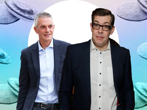 Richard Osman pokes fun at new BBC boss's stance on impartiality as he insists he will 'never be silenced' – about Jaffa Cakes