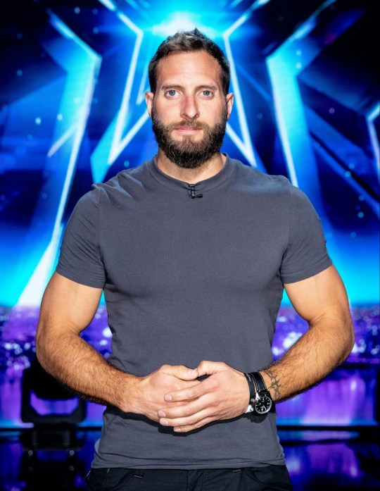 Britain S Got Talent Teases First Semi Final With New Judge Ashley Banjo