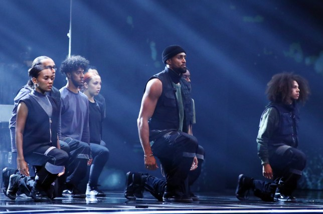 Diversity BLM Britain's Got Talent