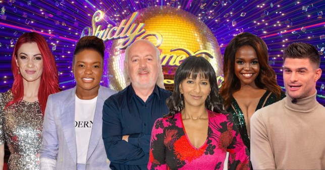 Strictly 2020 partner predictions Rex/Getty