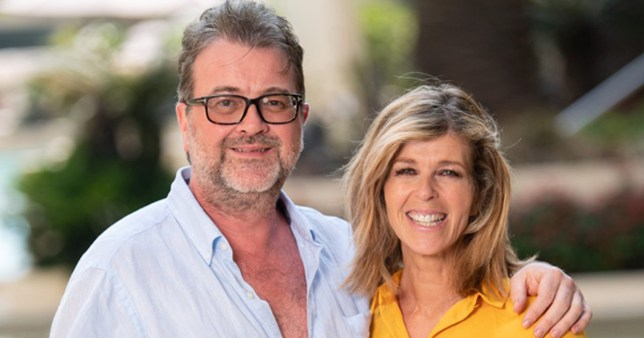 Kate Garraway?s husband ?one of five in the world? to be so badly affected by coronavirus Pics: Rex