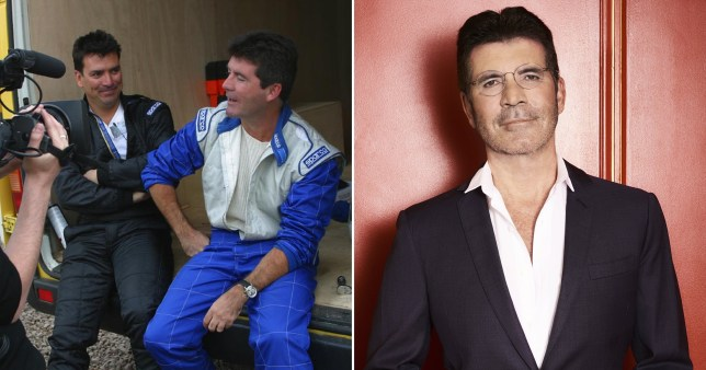 Simon Cowell?s brother Tony pokes fun at his electric bike accident with cheeky tweet