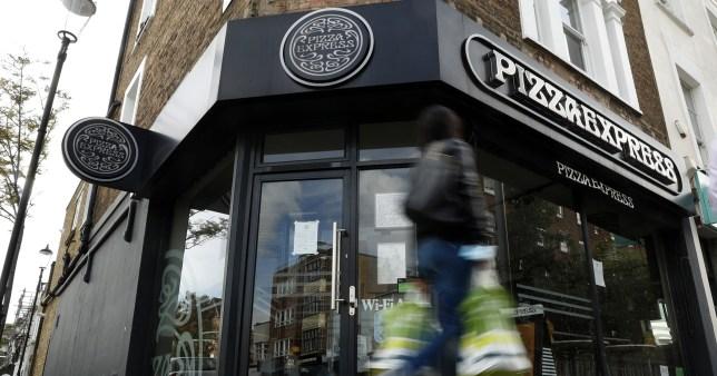 Pizza Express plan to shut 73 restaurants confirmed