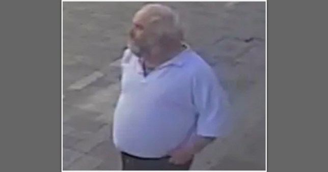 Police want to speak to this man about the attack