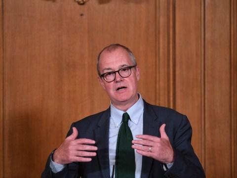 UK's chief scientific adviser Patrick Vallance has £600,000 of shares in vaccine maker GSK