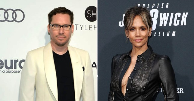 Halle Berry admits she had 'angry fights' with director Bryan Singer while filming X-Men