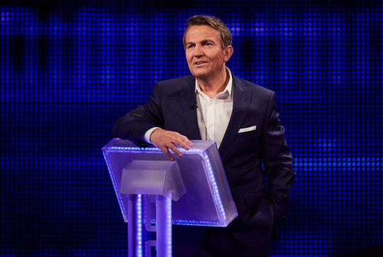 The Chase: Paul Sinha 'doesn't wish to be Bradley Walsh' on new present