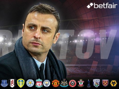Dimitar Berbatov's Premier League predictions including Chelsea vs Spurs