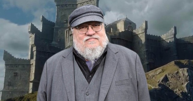 Game of Thrones' George R.R. Martin submits plans to build castle in garden