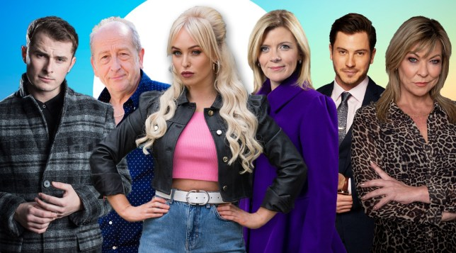 Soaps autumn preview - for newsletter (Picture: ITV, BBC)