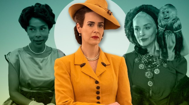 EXCL: Ratched's leading ladies on importance of displaying strong women (Picture: Netflix)