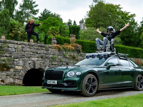 Top Gear first look trailer includes wall of death and pure chaos