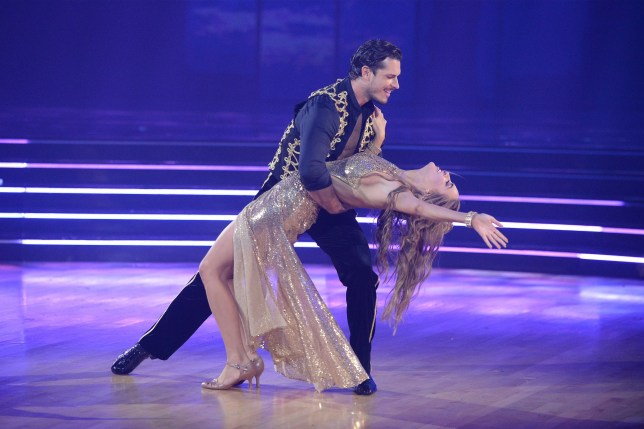 Selling Sunset's Chrishell Stause DWTS debut