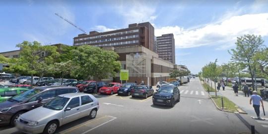 Germans Trias i Pujol Hospital