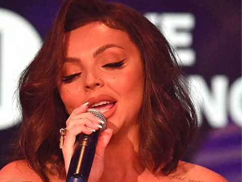 Little Mix's Jesy Nelson has panic attack before breaking down in tears on stage at Radio 1 Live Lounge