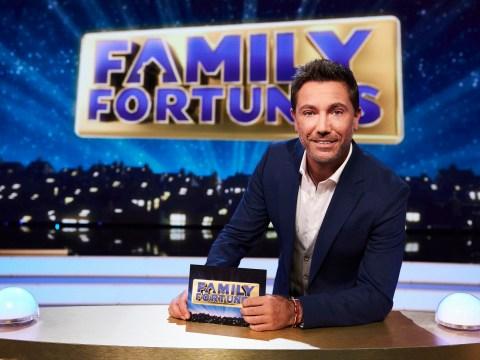 Gino D'Acampo reveals Family Fortunes filming struggles amid coronavirus shake-up