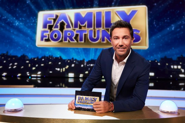 Exclusive - Gino D'Acampo reveals struggles while filming Family Fortunes