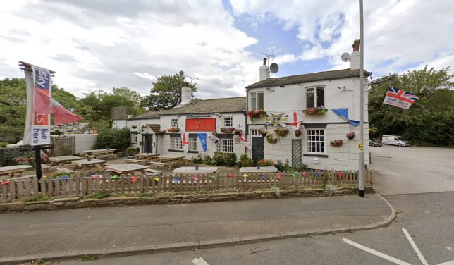 The Old Red Lion, Whinmoor