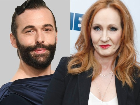 Jonathan Van Ness calls out JK Rowling supporters amid trans row and suggests blistering new book title